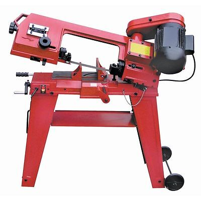 3 Speed!!! 1 HP 4 in. x 6 in. Horizontal Vertical Metal Cutting Band Saw