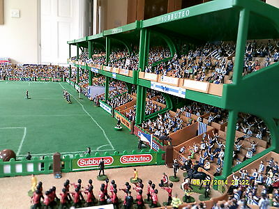 105 Standing & Seated Model Football Fans.**all Teams Available**see Photos*new*