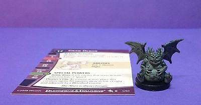 D&D Miniatures Gnaw Demon 05-60 Against the Giants WOTC RPG Pathfinder