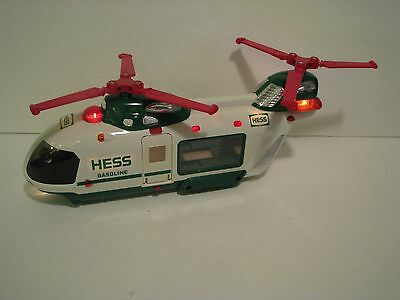 2001 Hess Gasoline Helicopter
