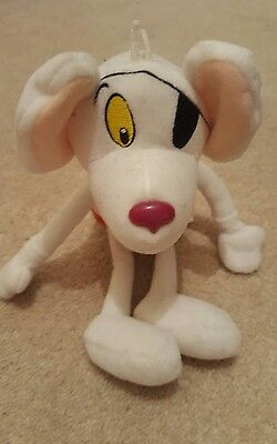 2001 Danger mouse Soft Beanie Toy