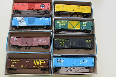 MDC Roundhouse & Athearn Freight Cars