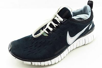 Nike Free 4.5 Running Black Synthetic Women Shoes Size 7.5 Medium