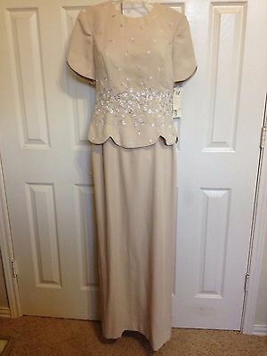 Formal Dress, Mother of the Bride, Groom, Cruise, Size 12