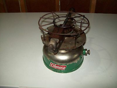 Vintage Coleman Stove No 500 B Dated 1-74