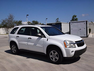 2006 Chevrolet Equinox 4dr 2WD LS 2006 Chevrolet Equinox LS 4.3L V6 FL SUV One Owner Clean Carfax Automatic 2WD