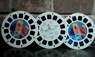 Viewmaster Reels Lot ''Big Blue House''