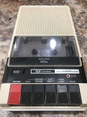 Tandy Computer Cassette Tape Recorder CCR-81 NEW Vintage VTG Radio Shack