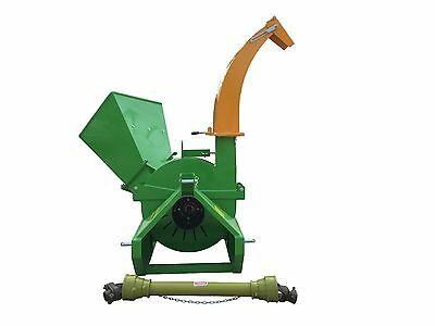 Wood Chipper BX-42S from Victory Tractor Implements