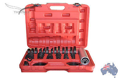 Bearing installer and seal installation kit 37pc install  set sturdy design !