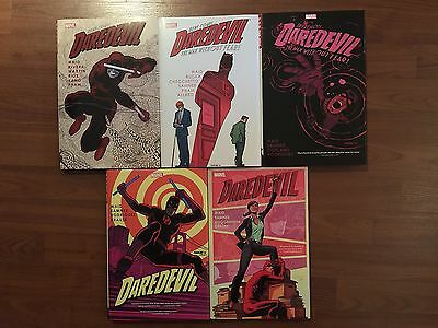 Daredevil by Mark Waid - Vol. 1 2 3 4 5 Oversized Hardcover (OHC)
