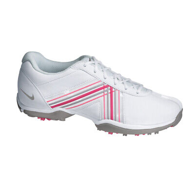 NEW Nike Ladies Delight IV Golf Shoes - White [Size: 8 US]