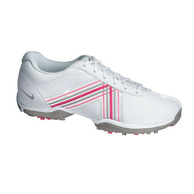 NEW Nike Ladies Delight IV Golf Shoes - White [Size: 8.5 US]