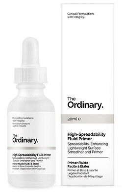 The Ordinary High Spreadability Fluid Primer 30ml Makeup Foundation DECIEM