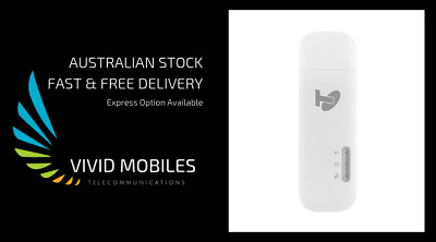 BNIB Telstra Huawei E8372 4GX USB+WiFi Plus UNLOCKED 3GB DATA - 5% OFF w P5OZZIE