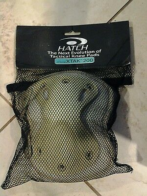 Hatch Tactical Knee Pads Style XTAK 200 New