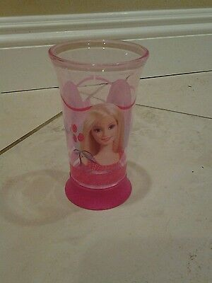 Barbie Plastic Cup by Trudeau 2003