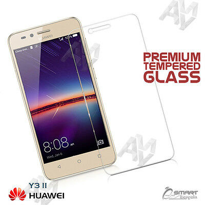 Aussie Tempered Glass Screen Protector For HUAWEI Y311 P9 P10 Mate 9 GR5 GR3