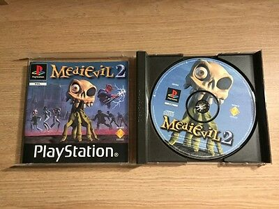 Medievil 2 - Jeu PS1 PAL FR