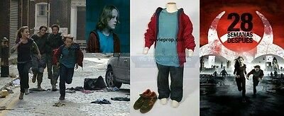 Mackintosh Muggleton Andy Prop Store Rare Screen Used Movie Props 28 Weeks Later