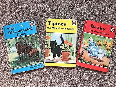 Set Of 3 Books From Ladybird Series 497