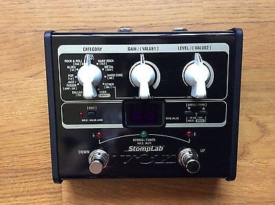 Vox 1G Stomplab Guitar Pedal