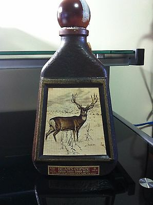 WHISKY DECANTER- Jim Beam - James Lockhart