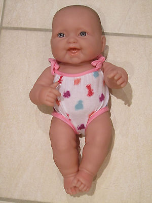 "Berenguer 'Lots to Love Babies' Vinyl Baby Doll 35cm (14"") + Outfit"