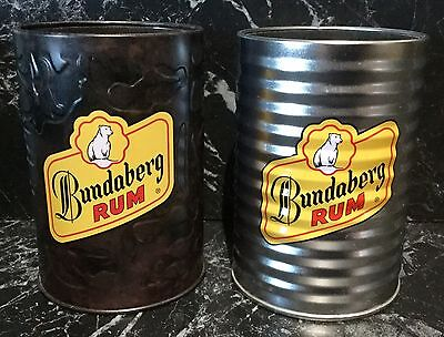 Bundaberg Rum & Cola. Stubby Coolers. x 2. In As New Condition.