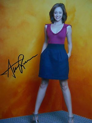 Autumn Reeser  8x10 auto photo in Excellent Condition