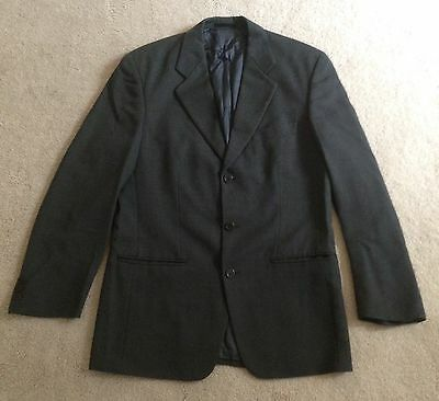 Men's Grey COUNTRY ROAD Blazer/Suit Jacket - 38R - GREAT Condition, RRP $300