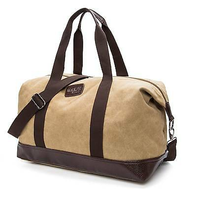 Popular Luggage Duffle Gym Bag Men Women Tote Overnight Weekend Travel Holdall