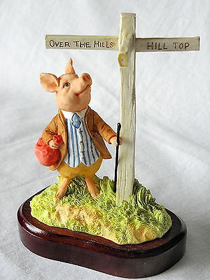 Border Fine Arts ~ Beatrix Potter  ~ Pigling Bland ~ A24936 ~ Members Only Fig