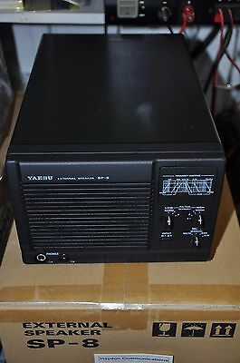Yaesu SP-8 Deluxe extension speaker with filters
