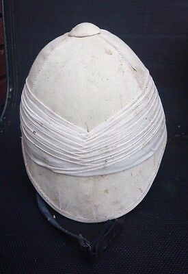 British Colonial Pith Helmet