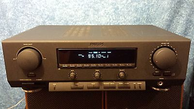 Philips Stereo Receiver Fr 910