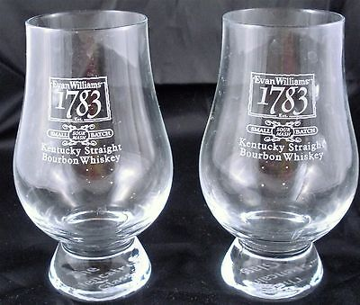 2 1783 Evan Williams Glencairn Glasses
