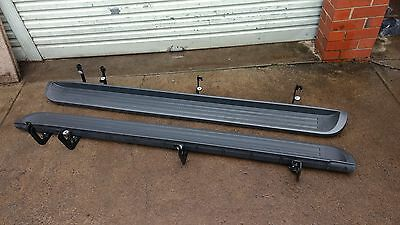 Genuine Holden Colorado Rg Side Steps