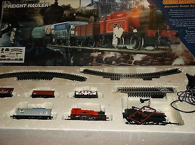 Hornby R1014 Freight Hauler Electric Train Set
