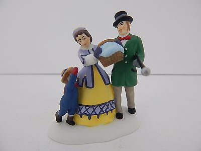 Dept 56 Dickens Village Off to the Festivities #4036515 New in Box Retired