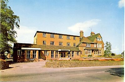 Coniston Hotel - Sittingbourne - Kent - Postcard