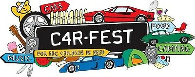 Carfest North Tickets. 2 X Adult and 2 X Child Weekend Quiet Camping