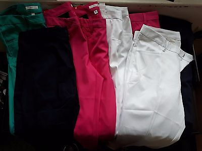 Job Lot of Ladies Golf Trousers - All New With Tags - RRP £664 - 14 items