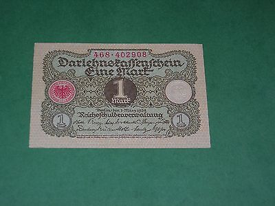 Germany 1 Mark 1920 Banknote Uncirculated