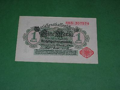 Germany 1 Mark 1914 Banknote Uncirculated