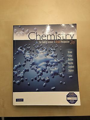 Chemistry - The Central Science: A Broad Perspective 2nd Edition Brown