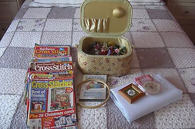 Cross Stitch Job Lot Buyer Collects Chelmsford
