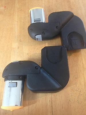 icandy Peach 3 Lower Car Seat Adapters
