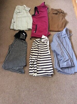 Bundle 10 Items Ladies Clothes Size 14&16