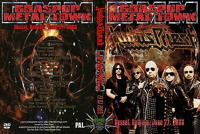 Judas Priest - Graspop Metal Town 2008 DVD SPECIAL FAN EDITION